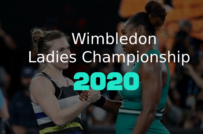 Ladies Wimbledon 2020